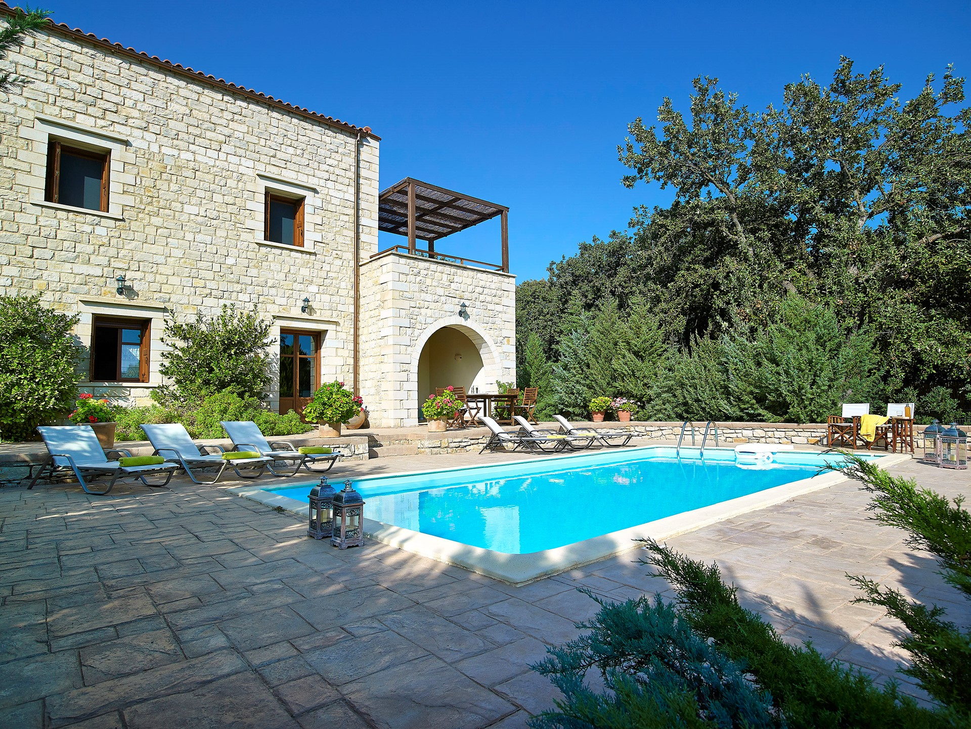 Vederi Estate Villas in Rethymno Crete