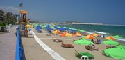 Beach of Rethymno